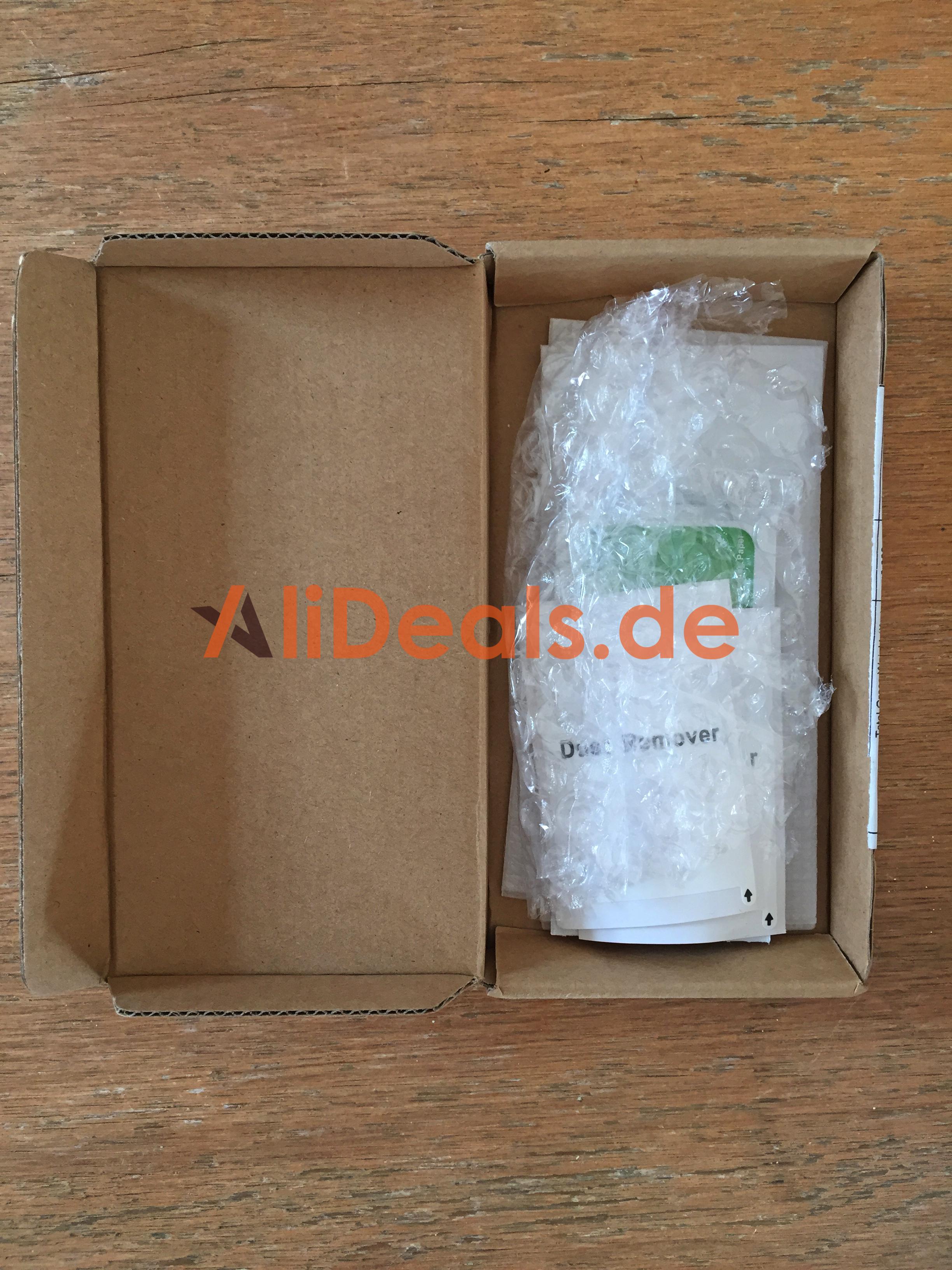 Panzerglasfolie für das iPhone 5/5s/5c von BAIXIN