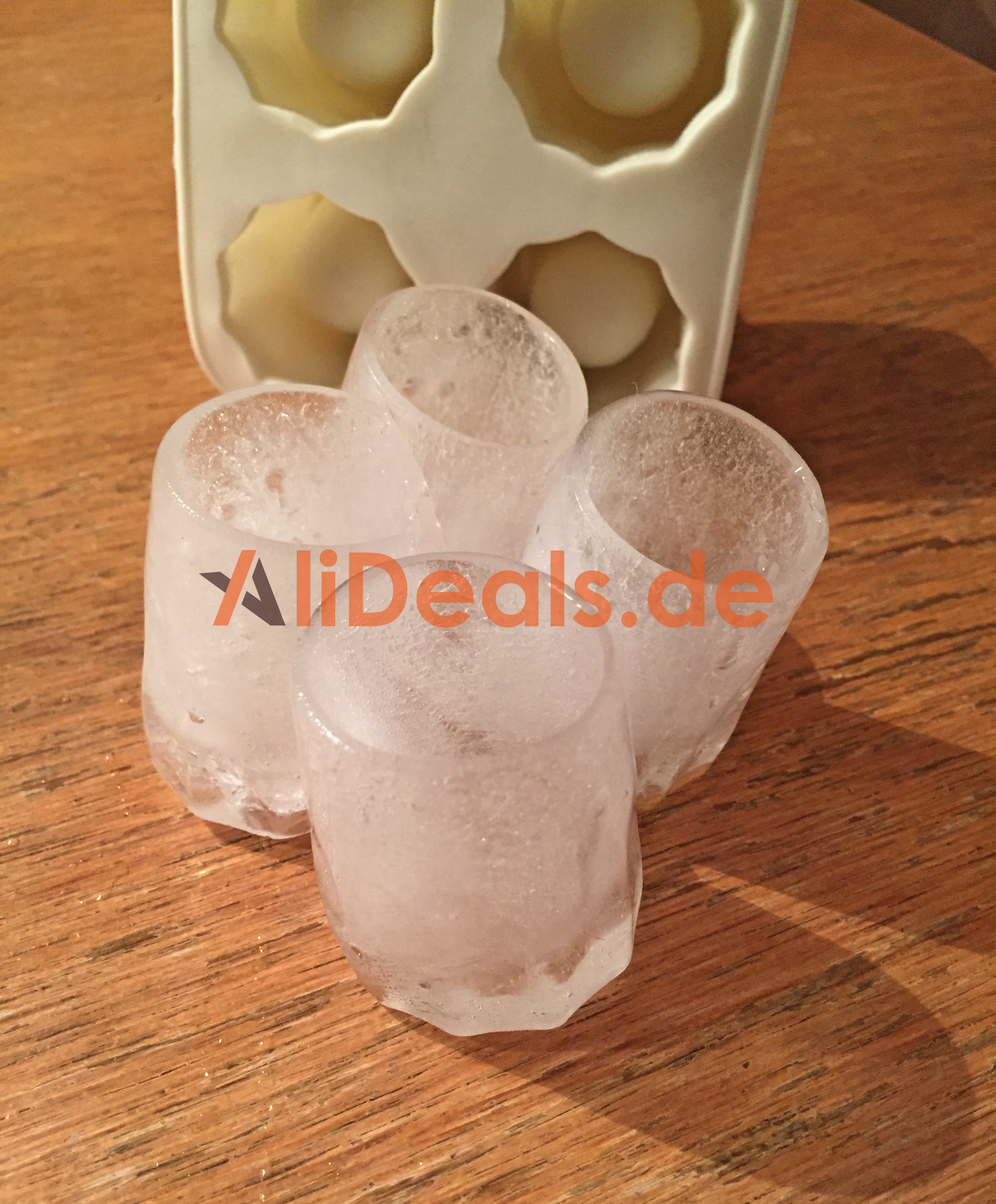 Eis Shots Form vom Pingzi_Store (Schnapsgläser)