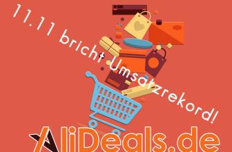 Alibaba übertrifft Verkaufsrekord von 2015!