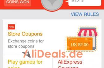 So erhalten Sie kostenlose Coupons für AliExpress!
