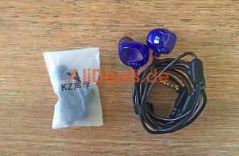 In-Ear Kopfhörer KZ ZS2 von KZ Headphones