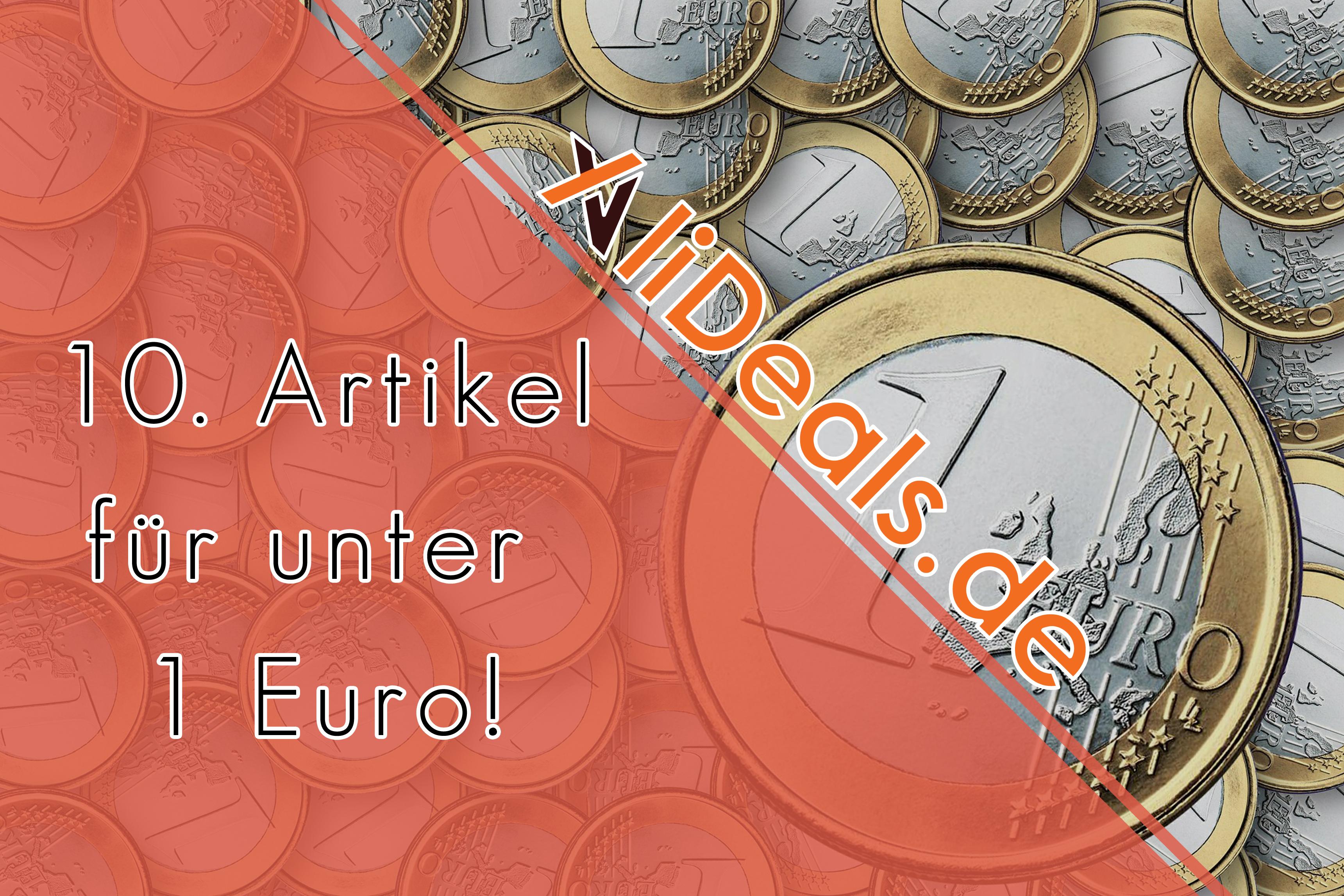 10 Artikel für unter einem Euro