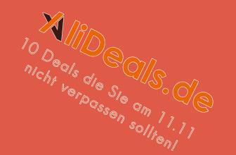 10 Deals die Sie am 11.11 nicht verpassen sollten!