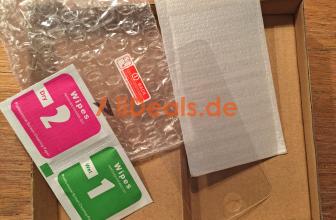 Panzerglasfolie für das iPhone 4/4s von Yipei Technology Co., Ltd.