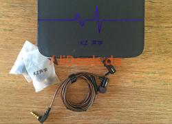 In-Ear Kopfhörer KZ ED9 von KZ Headphones